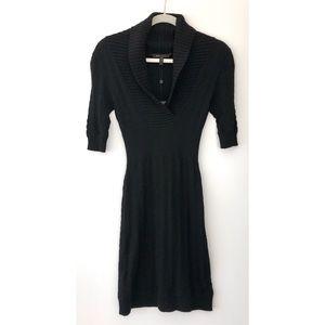 NWT BCBG MAXAZRIA Cable Knit Sweater Dress